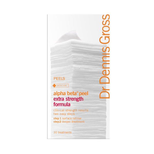 【端午节好折】Dr Dennis 果酸去角质焕肤棉片 加强版 30片装 $61.6(约425元)