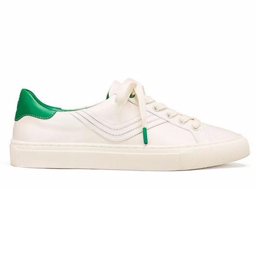 【新补货 断码快!】Tory Burch 汤丽柏琦 经典复古小白鞋 4色选 $129(约934元)