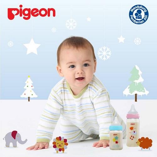 亚马逊海外购:精选 Pigeon 贝亲 奶瓶、润肤霜、洗衣液、防溢母乳垫等母婴用品