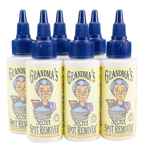 【中亚Prime会员】Grandma's Secret 老奶奶的秘密 衣物除污剂 59ml*6瓶