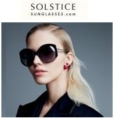 Solstice Sunglasses: 精選品牌太陽鏡滿額超高可省$75