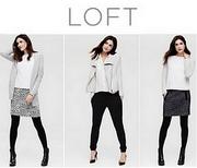 Loft:精選服飾、鞋履等低至2.5折
