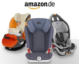 【德亞直郵】德亞低于100歐元安全座椅集合! 安全座椅讓您的出行更加安心舒適~