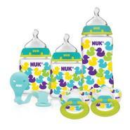 【中亚Prime会员】NUK 初生婴儿奶瓶安抚奶嘴套装