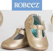 Robeez:真皮學步鞋低至5折!滿$50免運費!