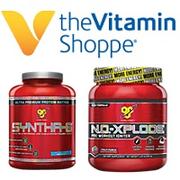 Vitamin Shoppe:購買BSN 必勝SYNTHA-6 6重矩陣蛋白粉免費贈送N.O. XPLOD 氮泵增肌波