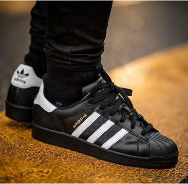 【德亞直郵】Adidas 阿迪達斯 Superstar Foundation 中性貝殼頭運動鞋 44.95歐起(約327元)