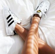 adidas Originals Superstar 金标复古运动鞋 $80(约520元)