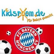 Kidsroom:小小粉絲   拜仁慕尼黑足球俱樂部 FC Bayern Fanshop 低至4.16歐(約30元)