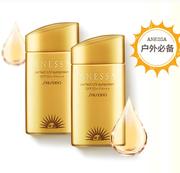 ANESSA 新版金瓶安耐曬60ml SPF50+PA++++ 2970日元(約169元)