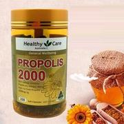 Healthy Care Propolis 蜂膠軟膠囊 2000mg 200粒 AU$14.29(約77元)