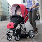 Kidsroom:Britax R?mer B-SMART 歡途4輪雙向兒童推車 2色 210.04歐(約1513元)