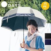 8折,最后一天:99%以上防UV,晴雨兼用,涂層大傘 2583日元(約155元)