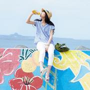 Felissimo:享受夏日,隨意舒適的外出以及旅游造型 合輯