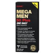 GNC 健安喜 50歲以上男性 復合維生素片60粒