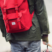 开学必备!eBags:Herschel Supply Co.、JanSport 等品牌背包 低至35折