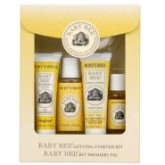 【中亚Prime会员】Burt's Bees 小蜜蜂 婴儿护理套装5件套