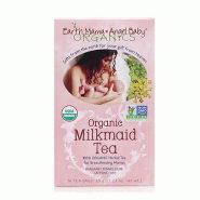 Earth Mama Angel Baby无咖啡因茴香有机催奶茶16袋