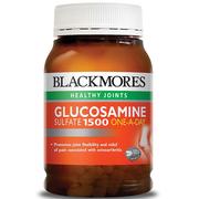 好價!Blackmores 澳佳寶 維骨力 硫酸氨基營養片 180片 AU$24.99(約132元)
