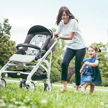 【意亞直郵】嬰兒車中的勞斯萊斯!Inglesina 英吉利那 Trilogy 卓爵 多功能嬰兒推車 318.03歐(約2460元)