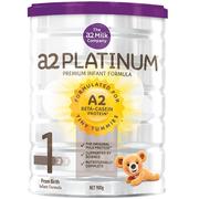 A2 白金系列1段嬰兒配方奶粉 900g AU$31.99(約173元)