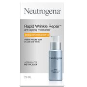 Neutrogena 露得清 修復抗皺潤膚霜 SPF15 29ml AU$24.99(約136元)