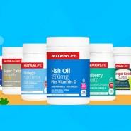 包邮+5折!Healthpost (Global):Nutra-Life 纽乐保健品 低至5折