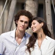 银黑两色可选!【中亚Prime会员】AKG 爱科技 N20U 入耳式耳机