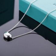 【中亚Prime会员】Tiffany & Co 蒂芙尼 心形豌豆项链锁骨链 25185129