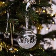 【双12狂欢】Swarovski 施华洛世奇 2016限量 圣诞水晶球挂件
