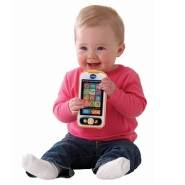 【中亚Prime会员】VTech 伟易达 音乐玩具手机 70.19元(到手价)