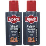 德国著名防脱||Alpecin 咖啡因防脱C1洗发水 2*250ml