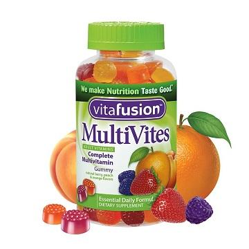 【中亚Prime会员】Vitafusion Multi-vite 成人维生素软糖 150粒