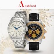 新年特惠!Ashford:热卖爆款腕表 低至0.7折  含Raymond Weil雷蒙威/Hamilton汉密尔顿/Rado雷达等