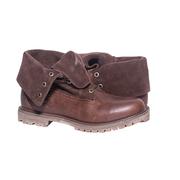 Timberland 添柏嵐 AUTHENTIC ROLL TOP 女士防水中筒靴 $52(約380元)