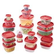【中亚Prime会员】Rubbermaid 乐柏美 食物保鲜盒42件套