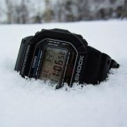 【中亚Prime会员】Casio 卡西欧 DW5600E-1V 男士腕表