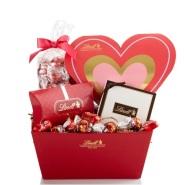 Lindt瑞士莲官网:情人节定制款巧克力上线
