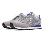 低调配色  New Balance 新百伦 574系列 复古运动鞋 $56.94(约412元)