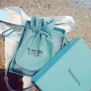 【亚马逊海外购】Tiffany&Co 蒂芙尼 时尚项链/双心吊坠项链