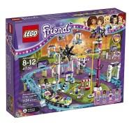 美国TOTY2017年度建构类玩具第1位:LEGO 乐高 41130 Friends系列 游乐场大型过山车(1124颗)