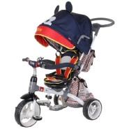 【免运费】Samchuly 三千里 限量版 MICKEY MODI 多功能婴儿脚踏手推车 两色可选