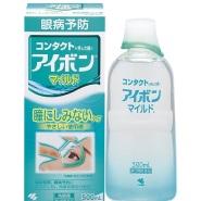 景甜同款小绿:小林制药 绿色0度 温和型低刺激洗眼液500ml