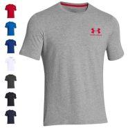 多色可选 // NWT Under Armour 安德玛 男士棉质短袖T恤 $19.65(约142元)