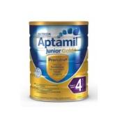 少量补货!Aptamil 爱他美 金装加强型婴幼儿配方奶粉(4段)2岁+ 900g AU