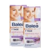 Balea 芭乐雅 7天玻尿酸浓缩精华安瓶 提拉紧致保湿 7ml*2