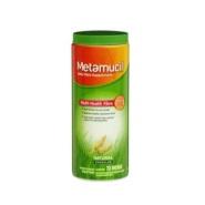 Metamucil美达施 吸油纤维素膳食纤维粉 原味 72次 504g AU