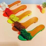 Matchesfashion:绑带仙履品牌 Aquazzura 春夏新款拖鞋系列 上新 码全