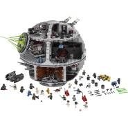 生活大爆炸谢耳朵同款!LEGO 乐高 Star Wars 新版死星 $499.99(约3587元)