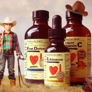 CHILDLIFE 童年时光 三驾马车 VC 营养液 + 第一防御液 + 紫雏菊滴